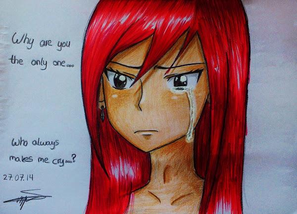 Erza Scarlet Fan Art