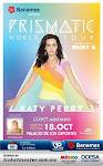 Katy Perry #PrismaticWorldTour en México