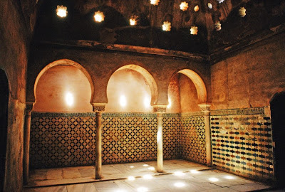 Baños privados La Alhmabra | Granada