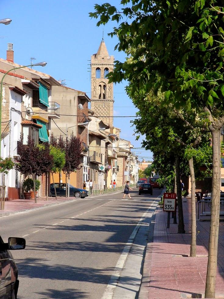 La Puebla de Alfindén