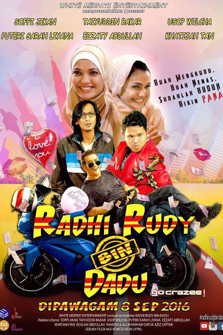 8 SEPT 2016 - RADHI RUDY BIN DADU (MALAY)