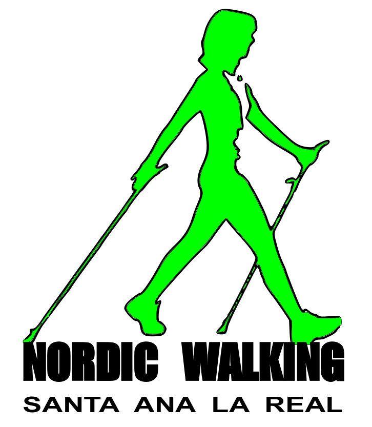 NORDIC WALKING SANTA ANA LA REAL - AUTENTICO