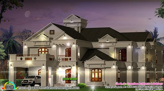 Super luxury 6 bedroom villa