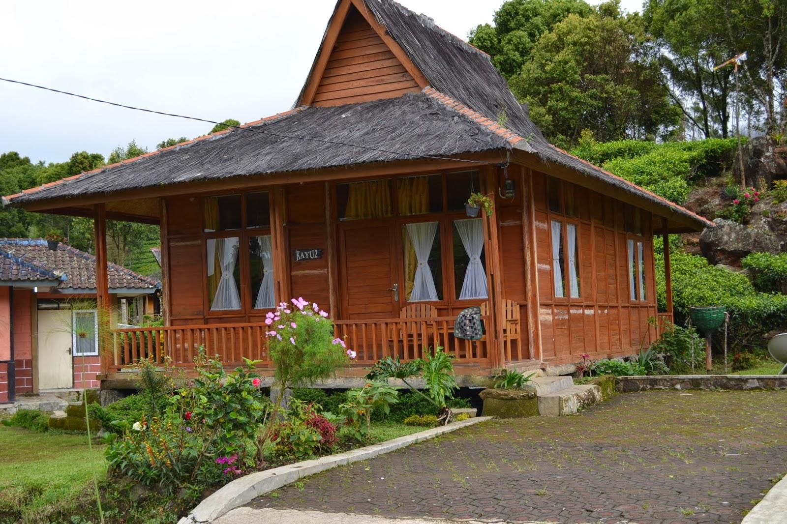 Resort Walini jenis Pondok Kelapa