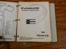 EVINRUDE FISHERMAN 6HP SERVICE MANUAL