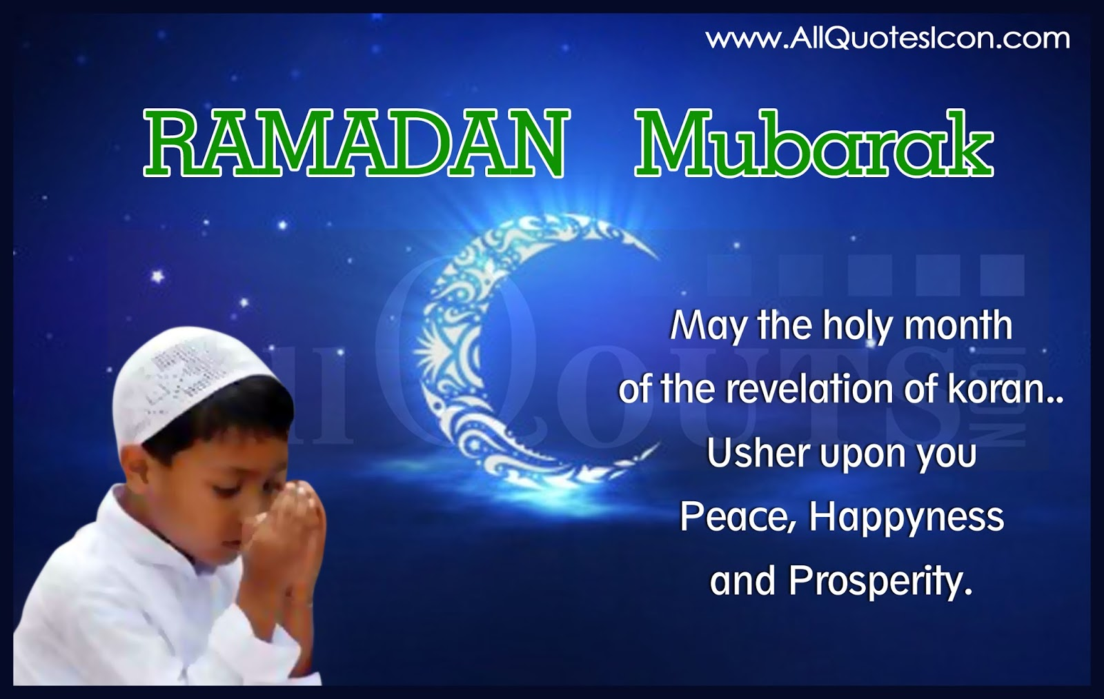 Happy Ramadan Wishes And Greetings Wallpapers Trending New Ramadan