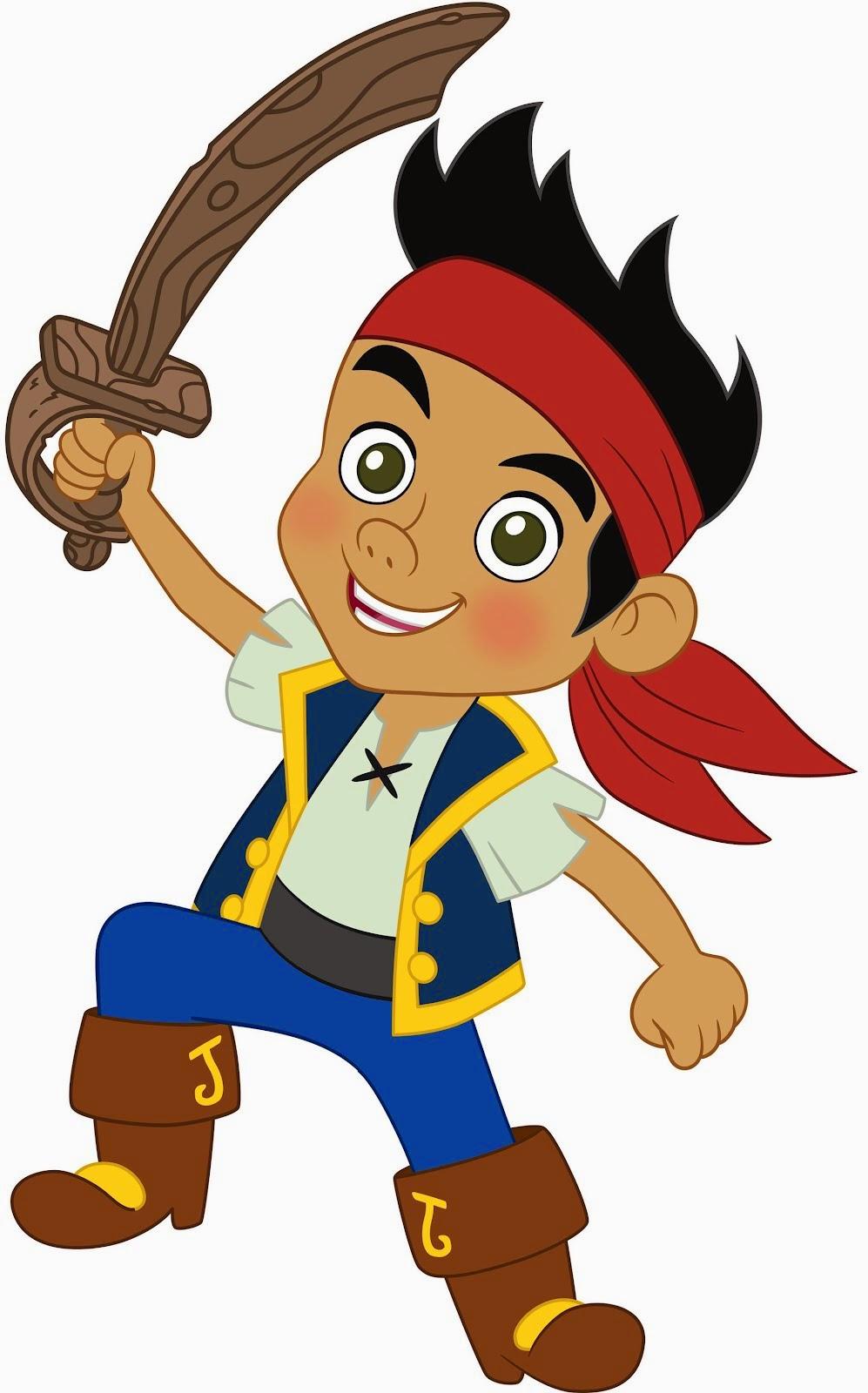 foamyideas cumplea os tem tico jake y los piratas de