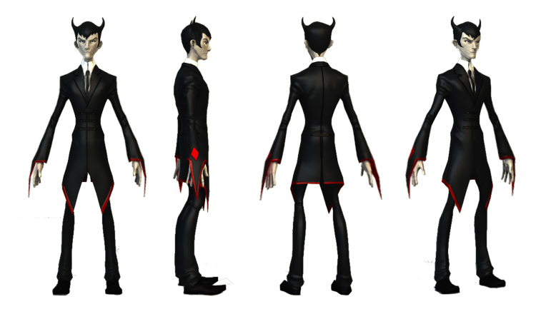 Character Design Site : Daniel j wiley s portfolio young justice legacy why the website