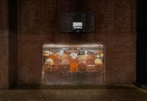 Lo street food… proiettato.