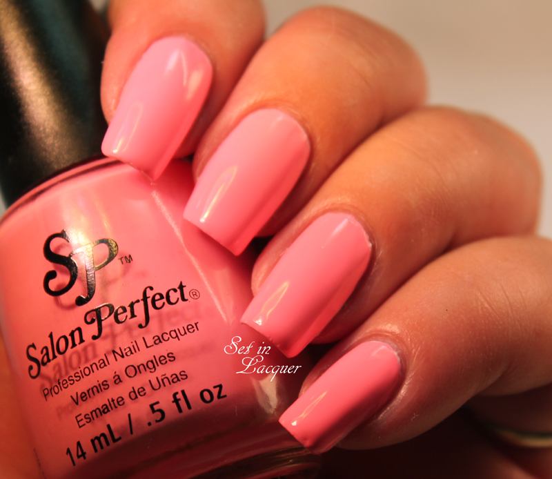 Salon Perfect - Tickled Pink