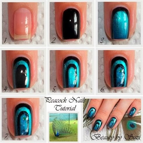 Nails Art Tutorials...