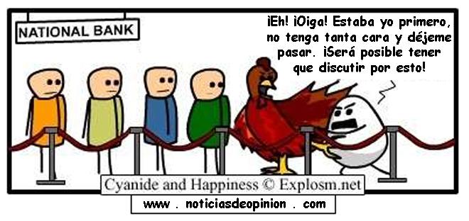 Cyanide and happiness en español