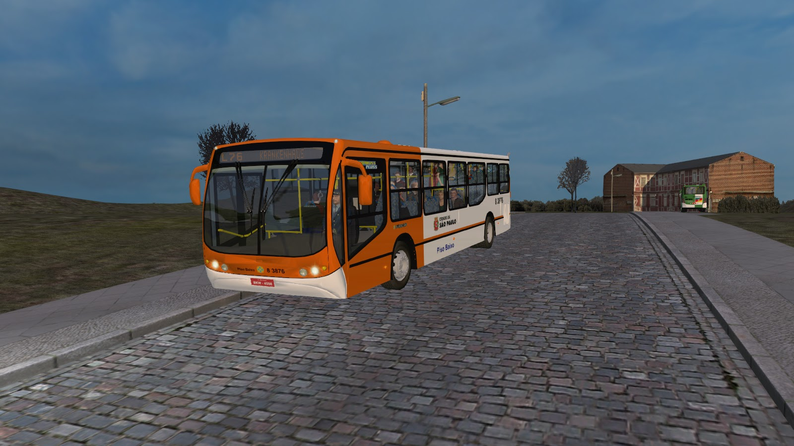 Busscar Urbanuss Pluss – Scania K270 – Versão Beta Screenshot4379