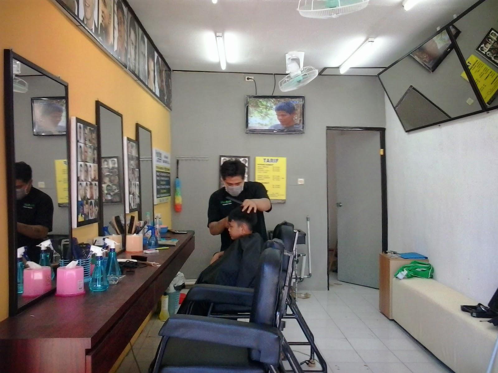 Hairbox Barbershop Cabang Baru di Jalan Antasura (Nangka Utara) No. 5  Denpasar 7faa2d69cf