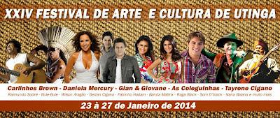 XXIV Festival de Arte e Cultura de Utinga