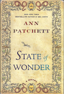 Cover of State of Wonder by Ann Patchett