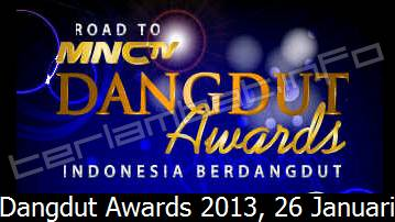 Dagdut Awards 2013 MNCTV