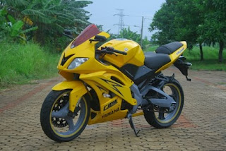 Foto modifikasi Yamaha Vixion Terbaru 2013 Kekar Lightning Minimalis Ceper Trail