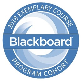 Blackboard Exemplary Course Co-Hort