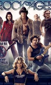 Capa - Rock of Ages O Filme