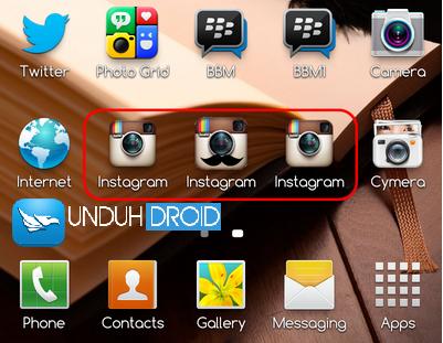 Cara Instal Banyak Aplikasi Mod Instagram di Android