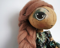 Куклы "Тыквоголовки"