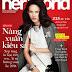 MAGAZINE COVER: Tuyet Lan on Her World Vietnam, January 2014