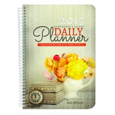 2017 Homemaker's Friend Daily Planner