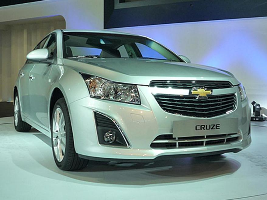 automovel Chevrolet Cruze 2013