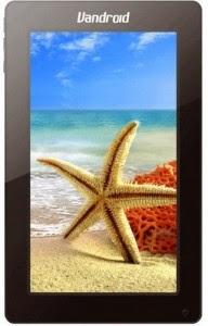 Advan Vandroid T1F Harga dan Spesifikasi Advan Vandroid T1F, Tablet Pintar Harga Murah