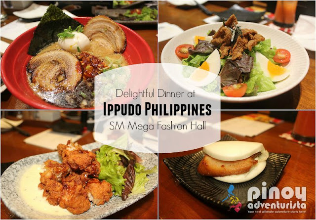 Ippudo SM Mega Fashion Hall Madaluyong