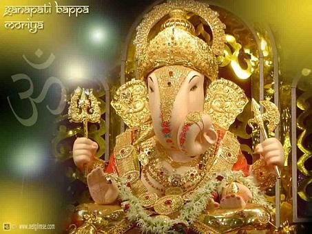 Lord ganesha wallpapers sri ganesh desktop images pictures hd wallpapers background images - Sri ganesh wallpaper hd ...