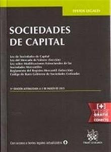Día del Libro: Sociedades de Capital.