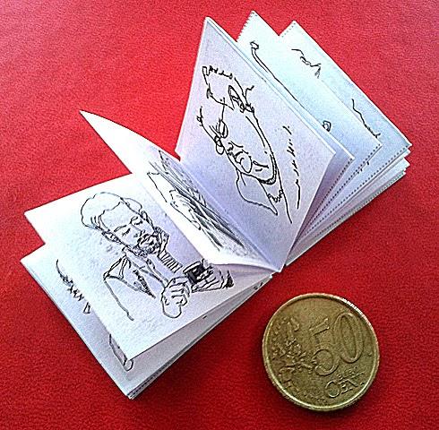 Fes el teu mini-llibre