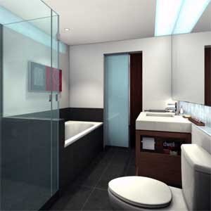 Modern Bathroom Interior Design Ideas_3