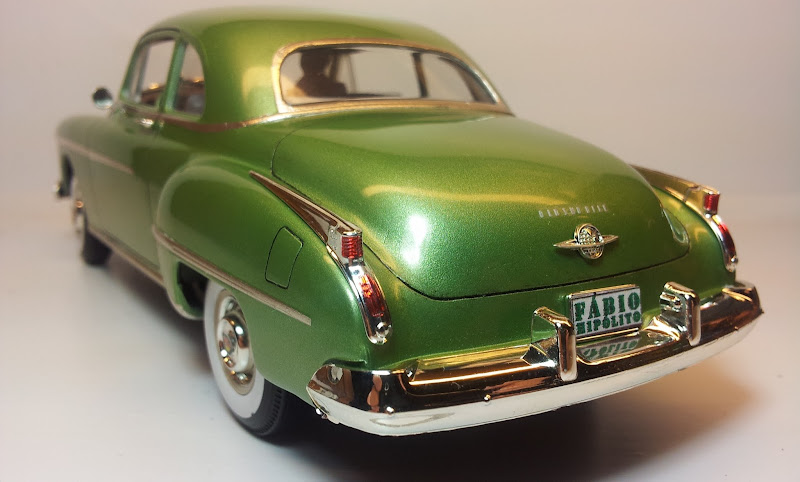 OldsMobile 1950 Coupe 20150705_163813