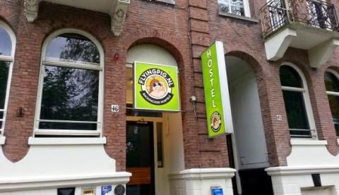 Daftar Penginapan Hotel Murah Terjangkau di Amsterdam Belanda
