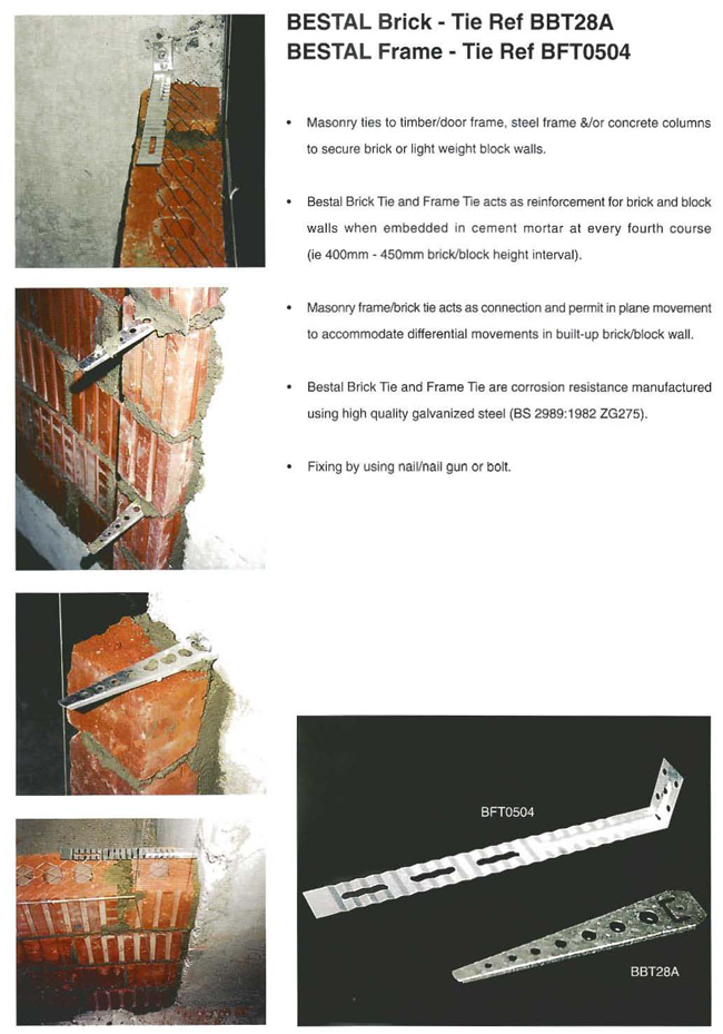 Brick Vector Picture Brick Ties