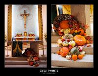 Autumn Wedding Decorations