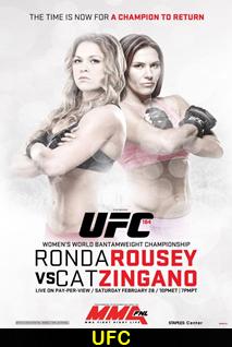 Assistir UFC 184: Rousey vs. Zingano