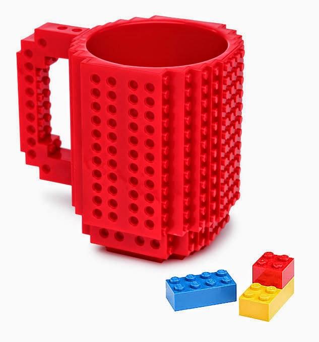 Taza Piezas de Construcción Lego