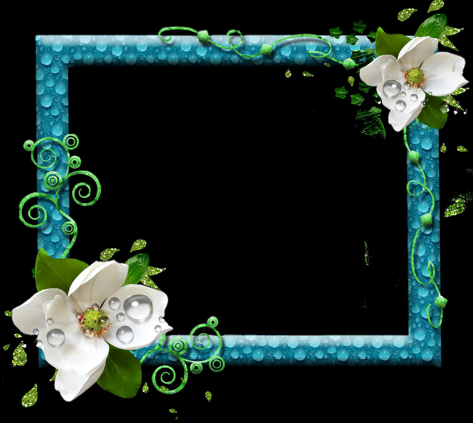 Marcos gratis para fotos marcos florales para fotos - Marco fotos pared ...