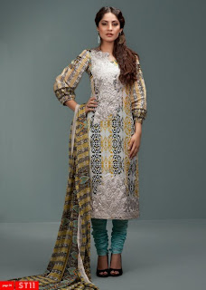 Long-Embroidered-Kameez-With-Churi-Pajama