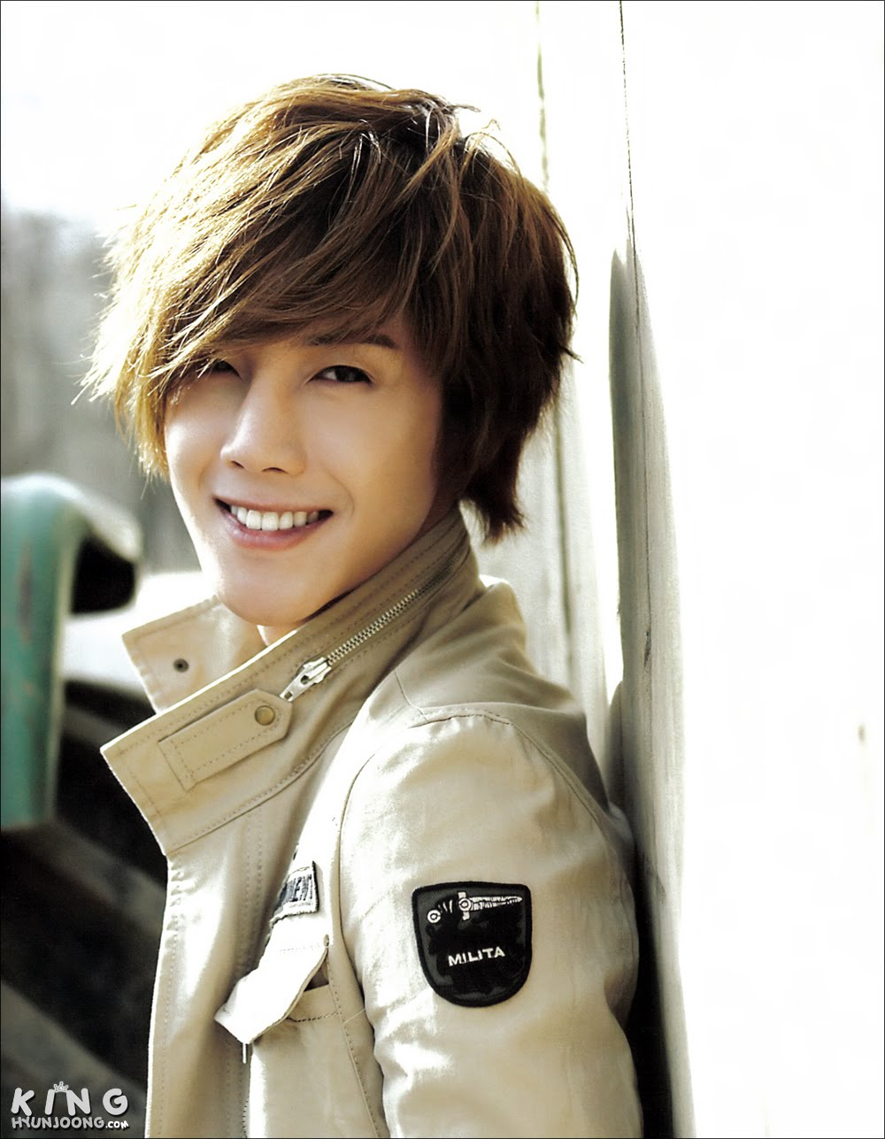 Kim Hyun Joong photos