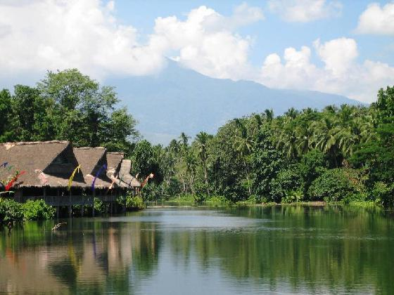 All about philippines falls pools springs and resorts Villa escudero quezon province