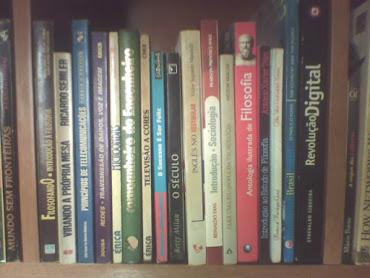 Monte sua biblioteca pessoal - é que nem figurinhas paulistinha!!