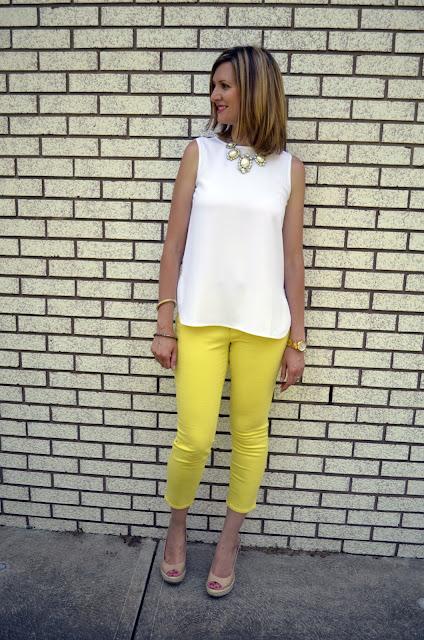 Mellow Yellow - Ann Taylor