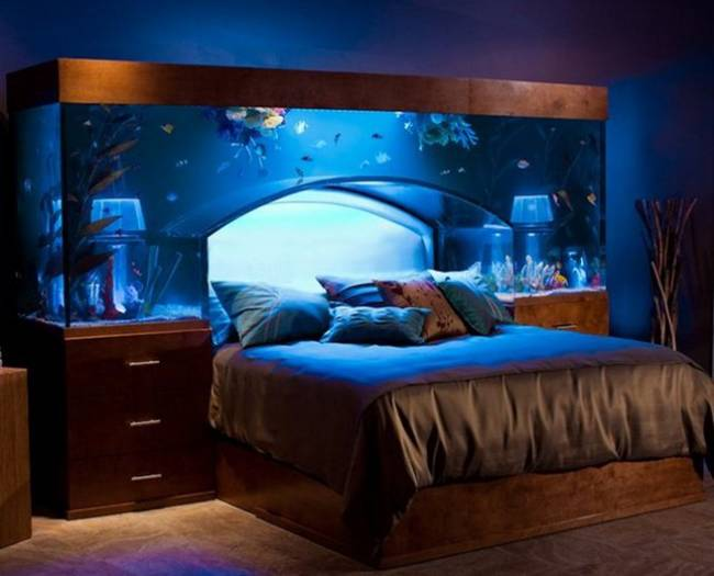Unusual Bed Headboard Design Ideas, Nice n Funny