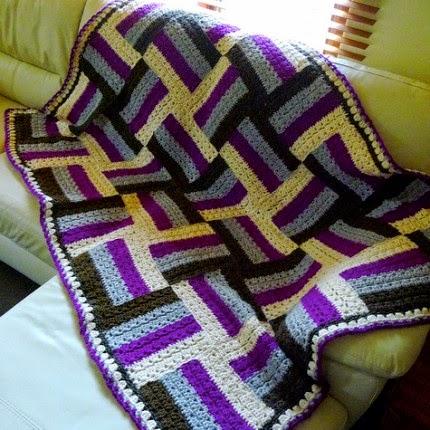 Sonoma Baby Blanket - Free Pattern