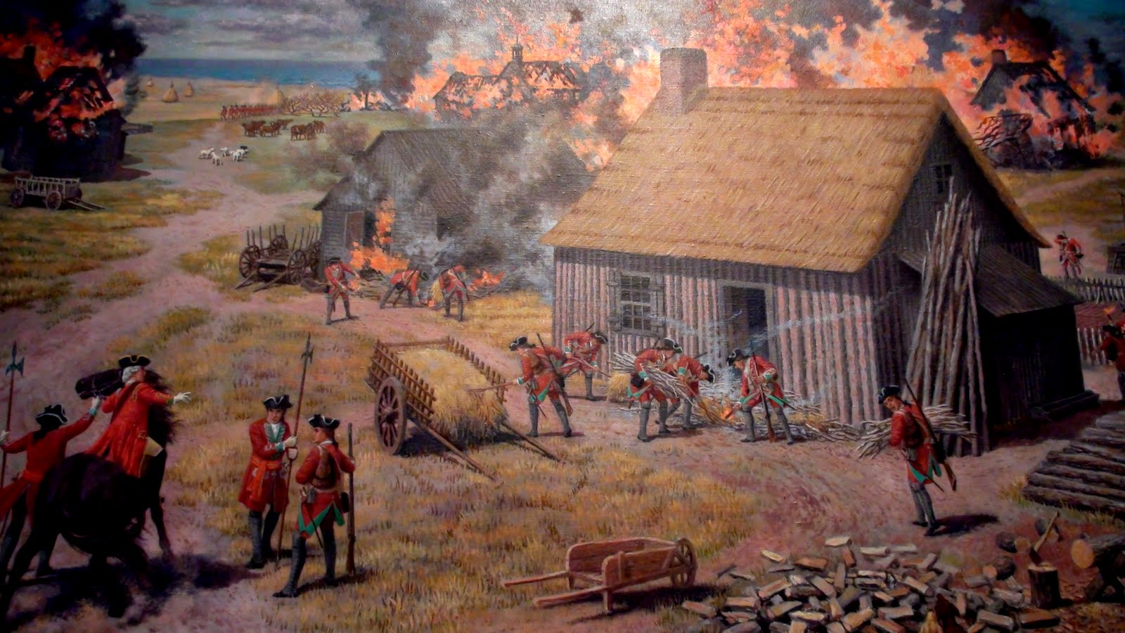 essays on the expulsion of the acadians Check out our top free essays on masaccio expulsion to help you write your own essay.